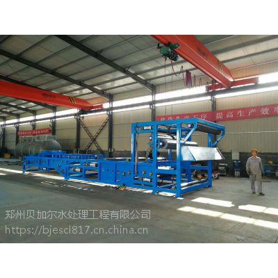 平顶山供应专业河南省贝加尔污水处理设备高速公路服务区生活污水处理设备