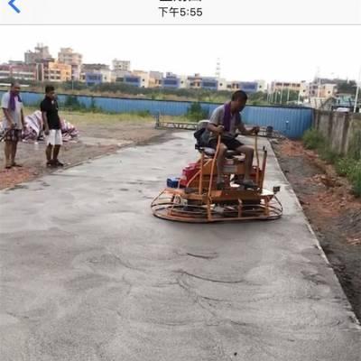 100型座驾式磨光机混凝土路面抹光机全液压磨光机厂家直销