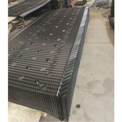 冷却塔填料标准型号 宽915、1220、1520长不限 悬挂填料 品牌华庆