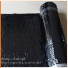 厂家供应高分子自粘聚合物防水卷材 铝箔面自粘聚合物防水卷材PVC