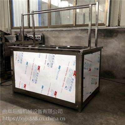 全自动豆皮机厂家 腐竹油皮机大大提高的豆浆利用率