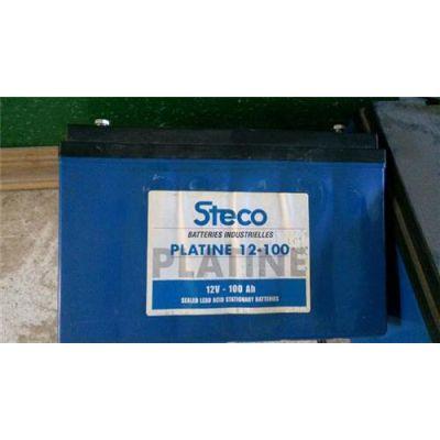 法国STECO时高蓄电池PLATINE12-200进口蓄电池 总代理