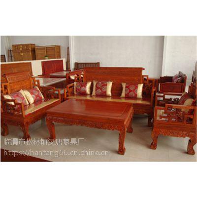 优雅在古典中体现——老榆木实木家具