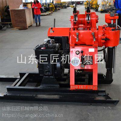 HZ-130YY移机式液压钻井机百米水井钻机带移机更方便