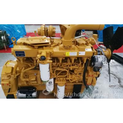 潍柴动力WP10G220E341发动机 铣刨机用162kw柴油机