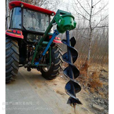 永州冻土挖坑机电线杆打洞机厂家直销