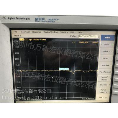 万新宏N5230C维修案例