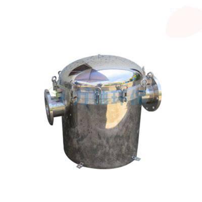篮式过滤器 罐装篮式过滤器 效益不可估量 苏州过滤器厂家