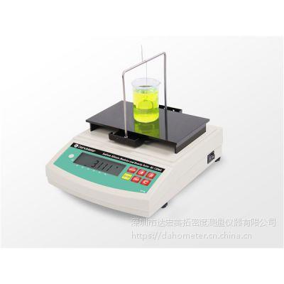 DahoMeter达宏美拓高精度水玻璃模数测试仪DE-120WG