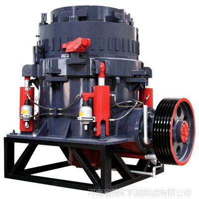 湖南硬岩石圆锥式制砂机,多缸液压圆锥破,方大环保型碎石机