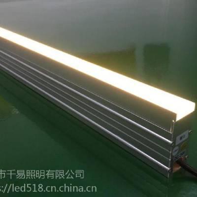 广场LED地砖灯定做 不锈钢LED砖灯厂家