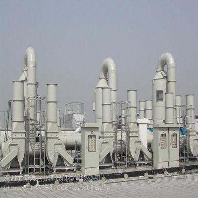 恒大兴业环保有机废气处理工程设计