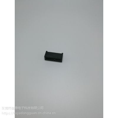 供应LOTES PCI-e 36P插槽 1X 8X 16X夹板式 卡板式插槽 耐高温