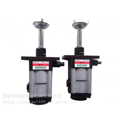 代理原装台湾山田顺锁模油泵PB08 冲床冲压机械用夹模器油泵