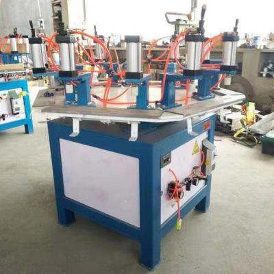 众选直销自动木工机械靠模转盘仿形铣床行业专用设备