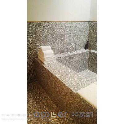 江苏水磨石地坪专业施工单位,南京阿普勒新材料科技有限公司