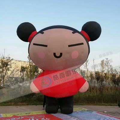 10米充气模型熊猫模型大熊气模