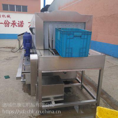 塑料箱周转筐清洗机设备厂家