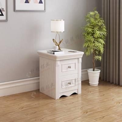 全铝合金床头柜铝合金书柜卧室铝合金家具材料现货批发
