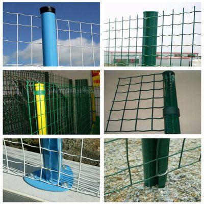果园防护铁网 方孔金属围栏网价格 运城喷塑铁丝围栏网厂家