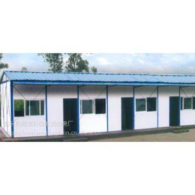 济南天桥区防火活动板房预算-天桥区彩钢板房设计制作-厂家直供