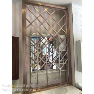 办公屏风隔断墙客厅入户小户型餐厅时尚装饰宜家玄关定制