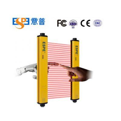 江苏无锡冲床光电保护器自动化非标机械设备安全光栅红外光幕意普厂家抗光干扰抗震动