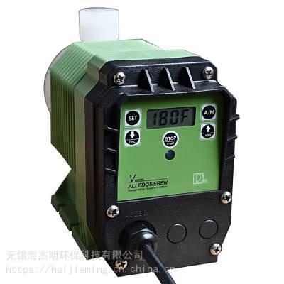 供应阿尔道斯电磁隔膜计量泵(V-12.48L/H)