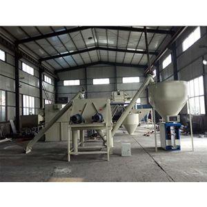 干粉砂浆成套设备-雪景机械(在线咨询)-绵阳干粉砂浆设备