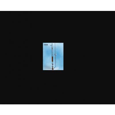 中西逆流玻璃毛细管粘度计(0.6-4.0) 型号:CN61M/1838库号:M292075