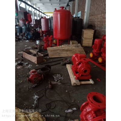 诚械喷淋泵厂家,3CF消防泵视频XBD6.0/10-G-L选型消防泵质量