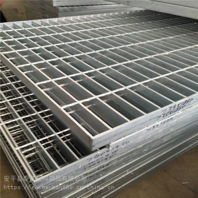 厂家直销热镀锌钢格板_山东临沂镀锌钢格板价格「泰江钢格板」