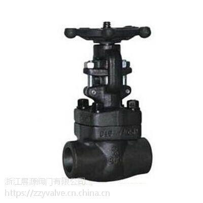 Z61Y焊接式高压锻钢闸阀
