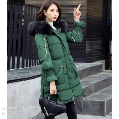 便宜羽绒服处理低价清货棉袄韩版时尚棉服外套地摊货处理10-30元棉衣批发厂家