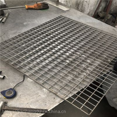 耀恒 方形排水不锈钢格栅 地沟排水不锈钢格栅盖板