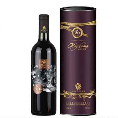 新疆老藤20年赤霞珠干红葡萄酒生产哪家好