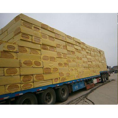河北廊坊销售岩棉保温板价格优惠 外墙岩棉复合板质优价廉