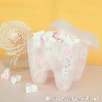 厂家直销定制图案 创意桌面简约首饰盒杂物收纳盒 牙齿储物盒