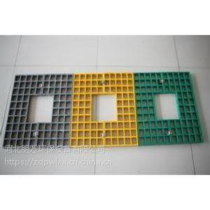 杭州市上城区道路绿化带专用25mm/30mm玻璃钢格栅树篦子护树板树池量大优惠