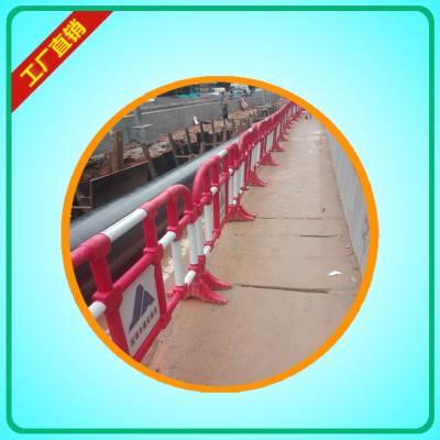深圳互通黄黑塑料护栏专业生产