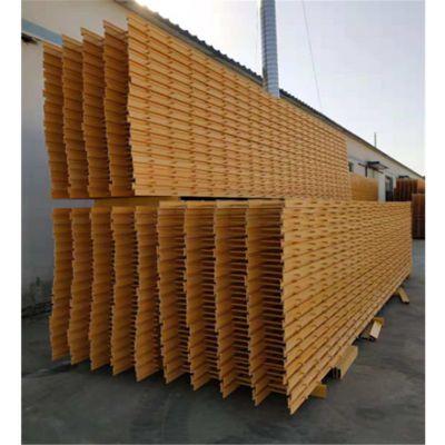 供应电厂用填料托架 玻璃钢拉挤填料托架 产品耐用强度高 品牌华庆