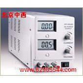 中西 实验室直流稳压电源(单路) 型号:HH28-HY1803D库号:M206384