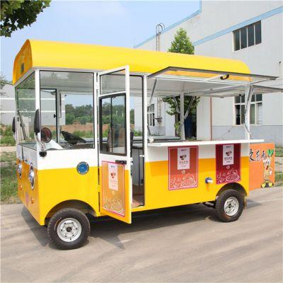 电动小吃车-钱阁车业-多功能电动小吃车加盟