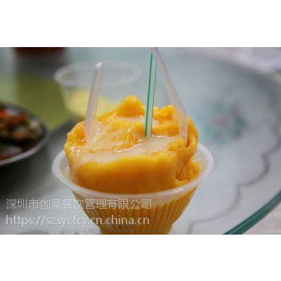 海口水果炒冰的制作方法,学习新鲜水果炒冰做法