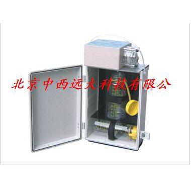中西厂家智能便携水样采样器 型号:HG09-ZSC-I库号:M369877