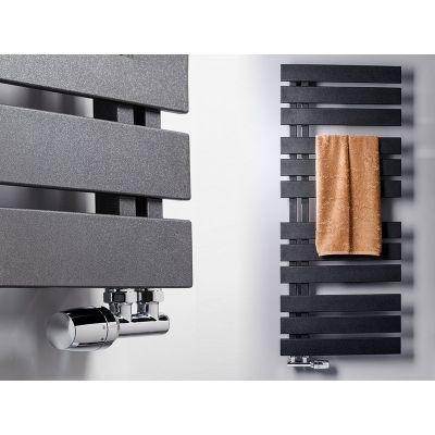 德国HSK散热器品牌,进口卫生间电热毛巾架