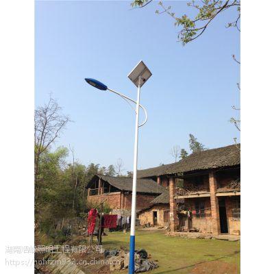 湖南湘西凤凰太阳能路灯?6米30瓦LED太阳能?***新报价