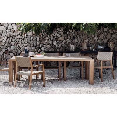 GLOSTER家具户外休闲餐桌椅德国户外家具产品图片
