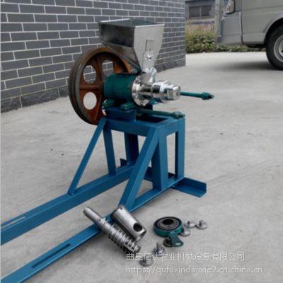 信达专业销售五谷杂粮膨化机 小型膨化机厂家