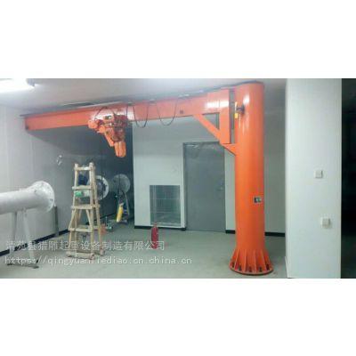 500kg悬臂吊,猎雕起重供应小型悬臂吊,悬臂式起重机